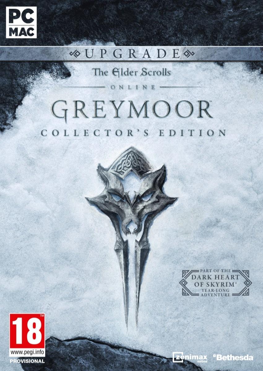 The Elder Scrolls Online: Greymoor Collector's Edition Upgrade (PC)