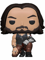 Figurka Cyberpunk 2077 - Johnny Silverhand (Funko POP! Games)
