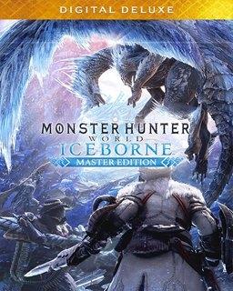 Monster Hunter World Master Edition Digital Deluxe (PC DIGITAL) (PC)