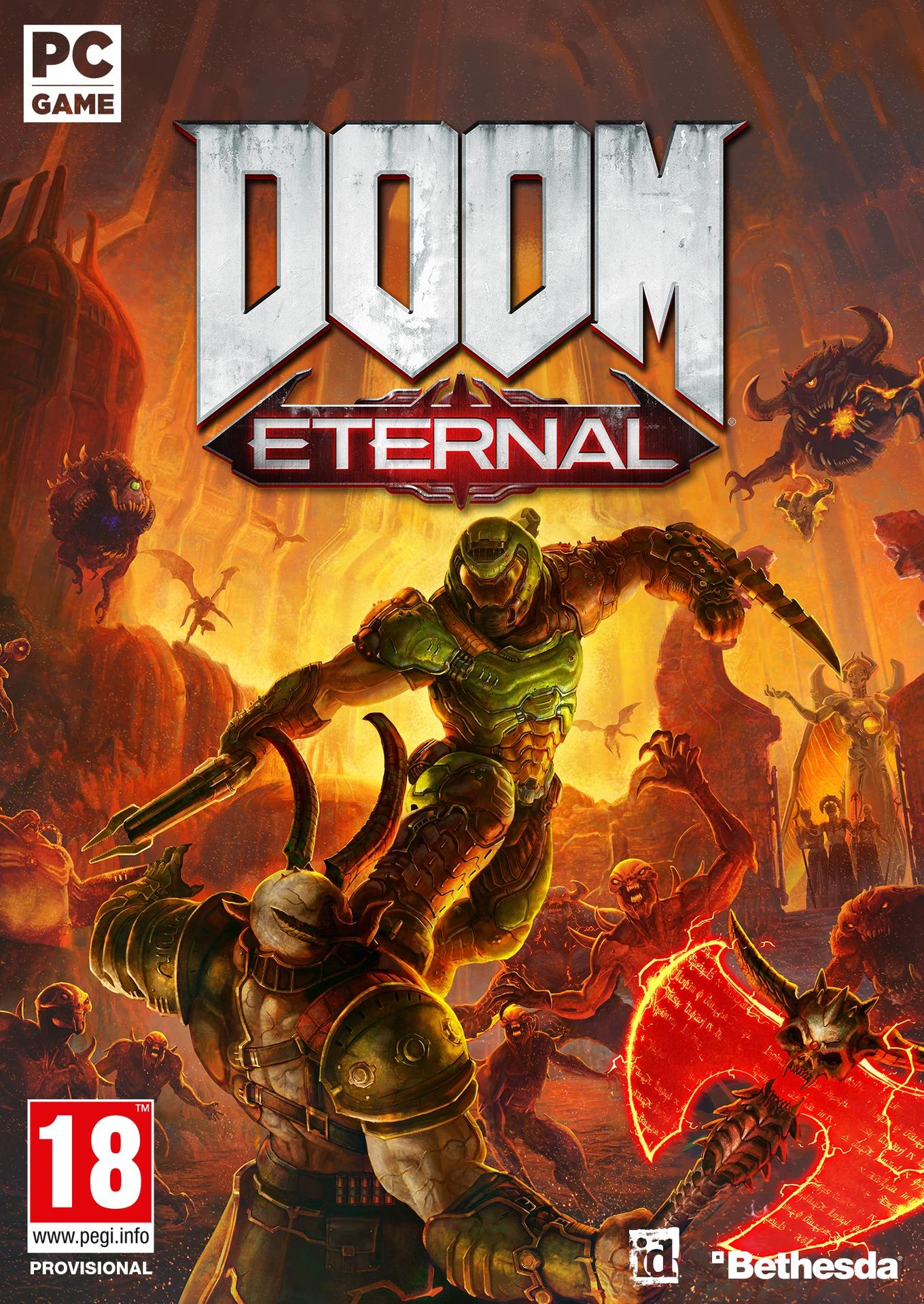 DOOM: Eternal (PC DIGITAL) (PC)