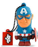 USB Flash Disk 16GB Marvel - Captain America