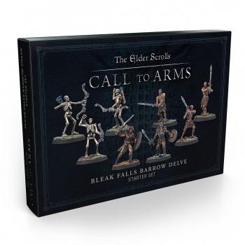 Desková hra The Elder Scrolls: Call To Arms Bleak Falls Barrow (rozšíření) (PC)