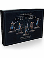 The Elder Scrolls: Call To Arms Figurky