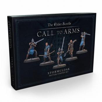 Desková hra The Elder Scrolls: Call To Arms The Stormcloak Faction (rozšíření) (PC)