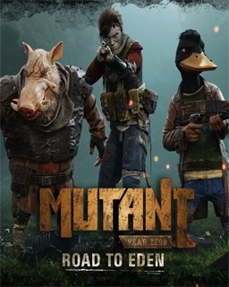 Mutant Year Zero Road to Eden (PC DIGITAL) (PC)