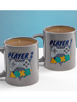 Hrnek PlayStation - Player One and Player Two Mug Set (sada 2 hrnků)