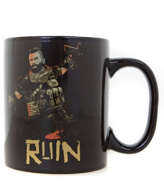 Hrnek Call of Duty: Black Ops 4 - Ruin (měnící se) (PC)