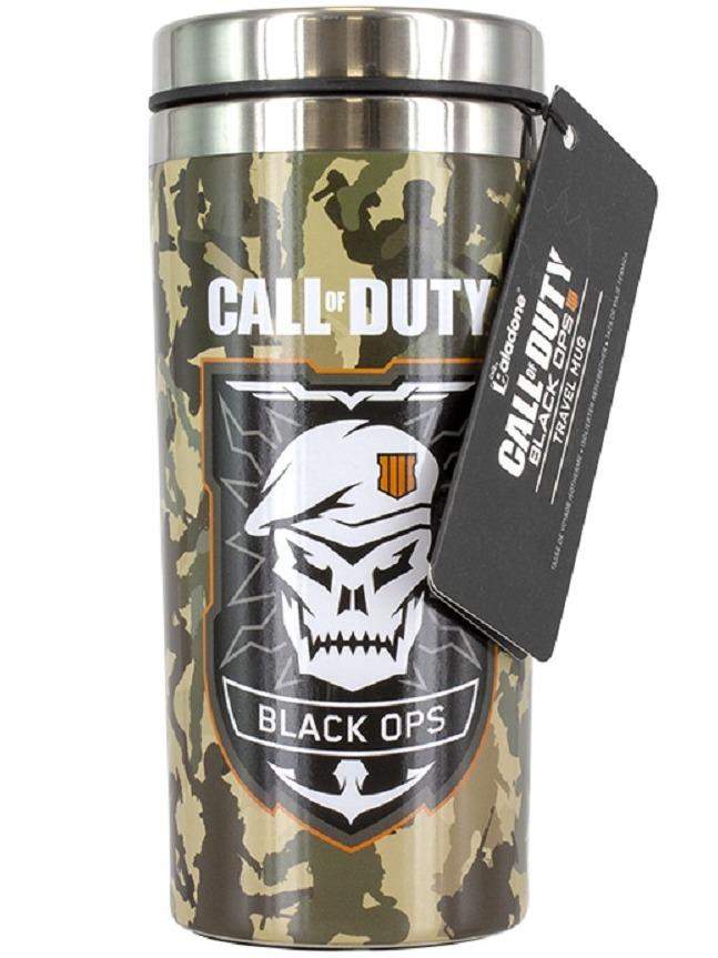 Cestovní hrnek Call of Duty: Black Ops 4 (PC)