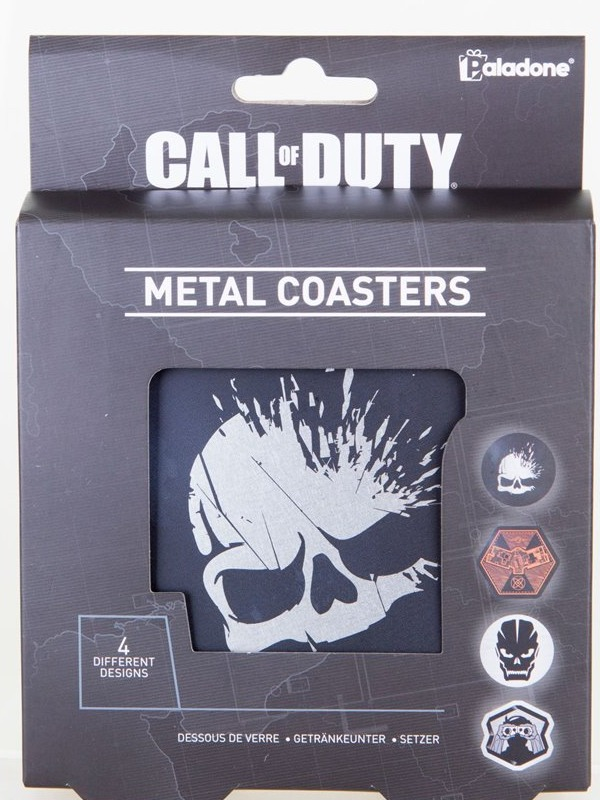 Podtácky Call of Duty: Black Ops 4 (PC)