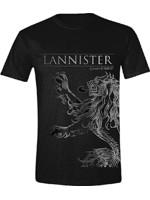 Tričko Game of Thrones - Lannister House Sigil