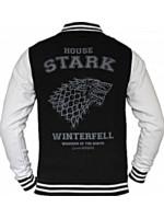 Bunda Game of Thrones - Stark College Jacket
