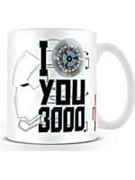 Hrnek Avengers - I Love You 3000
