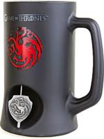 Korbel Game of Thrones - Targaryen 3D Rotating Emblem
