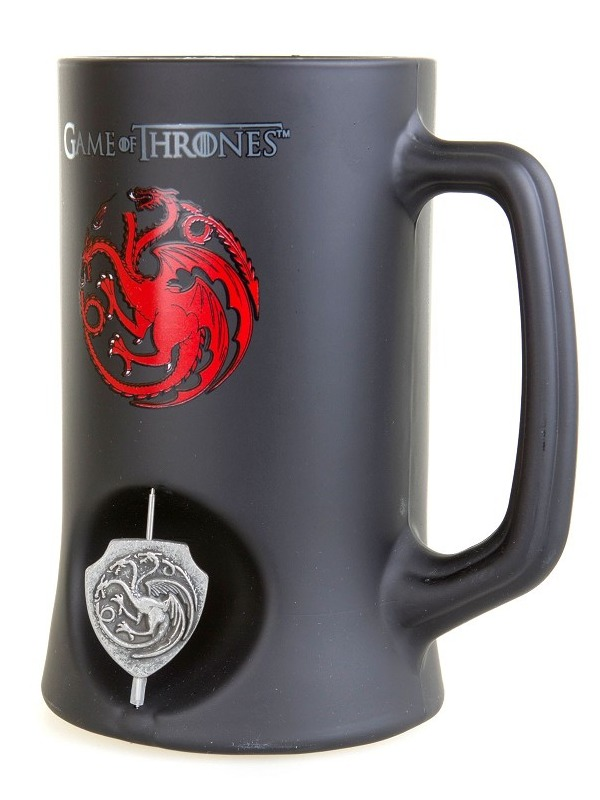 Korbel Game of Thrones - Targaryen 3D Rotating Emblem (PC)