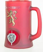 Korbel Game of Thrones - Lannister 3D Rotating Emblem