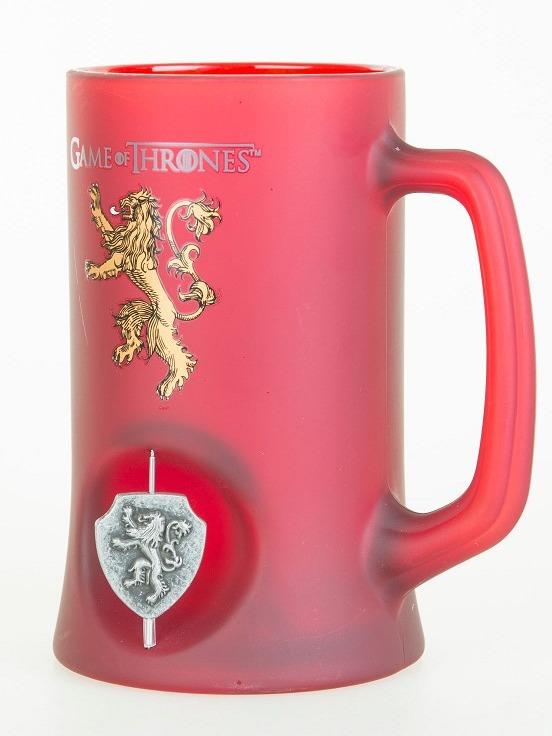 Korbel Game of Thrones - Lannister 3D Rotating Emblem (PC)