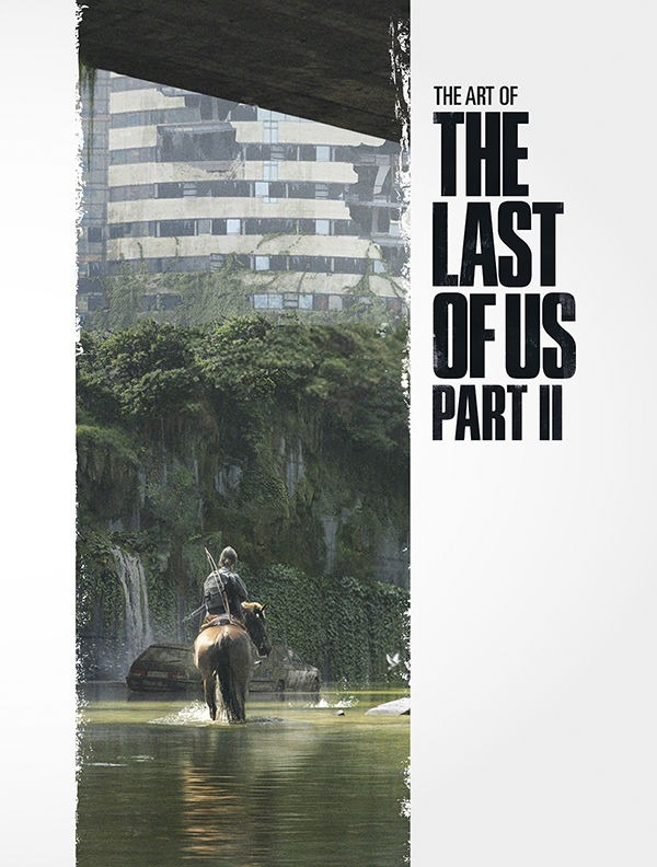 Kniha The Art of The Last of Us Part II (PC)