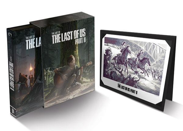Kniha The Art of The Last of Us Part II - Deluxe Edition (PC)