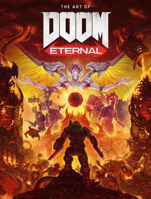 Kniha The Art of DOOM: Eternal (PC)