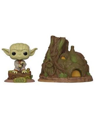Figurka Star Wars - Dagobah Yoda's Hut (Funko POP! Town 11) (PC)
