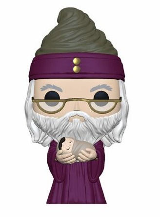 Figurka Harry Potter - Dumbledore With Baby Harry (Funko POP! Movies 115) (PC)