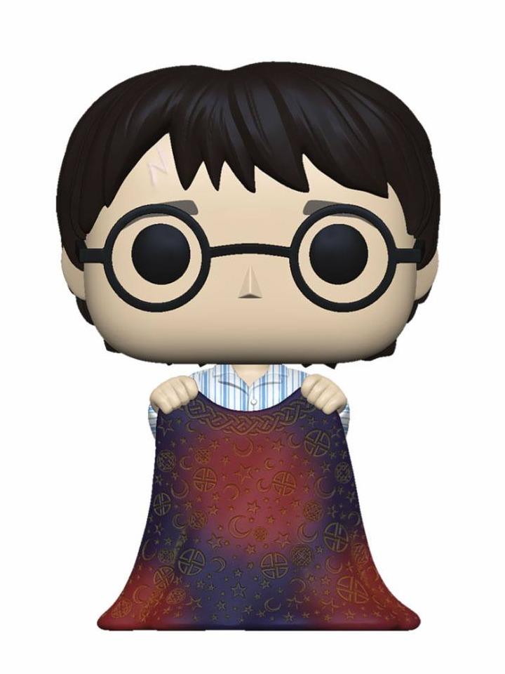 Figurka Harry Potter - Harry Potter with Invisibility Cloak (Funko POP! Movies 112) (PC)