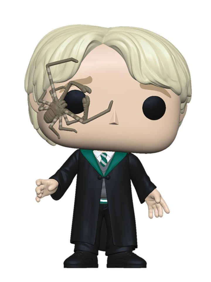 Figurka Harry Potter - Malfoy with Whip Spider (Funko POP! Movies 117) (PC)