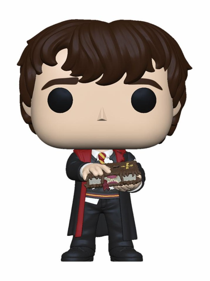 Figurka Harry Potter - Neville with Monster book (Funko POP! Movies 116) (PC)