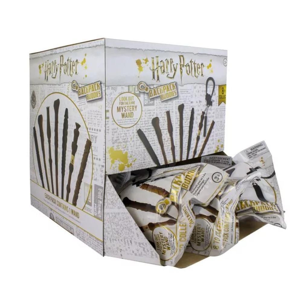 Klíčenka Harry Potter - Wand Backpack Buddies (náhodný výběr) (PC)