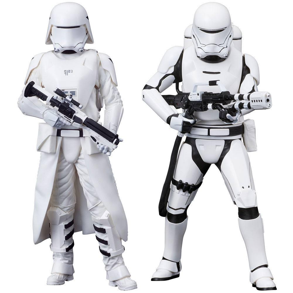Figurka Star Wars - Dvojbalení First Order Snowtrooper & Flametrooper (ArtFX) (PC)