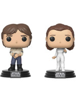 Figurka Star Wars - Han & Leia (Funko POP! Star Wars)