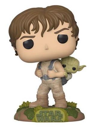 Figurka Star Wars - Luke with Yoda (Funko POP! Star Wars 363) (PC)