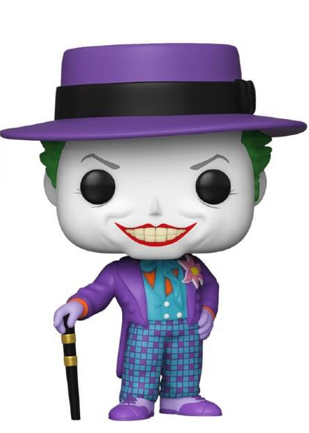 Figurka Batman - 1989 Joker (Funko POP! Heroes 337) (PC)