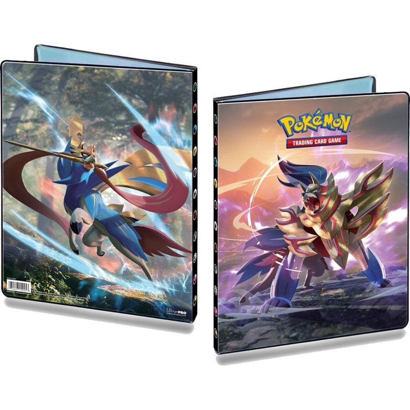 Karetní hra Pokémon TCG: Sword and Shield - A4 Album (252 karet) (PC)