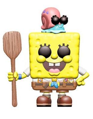 Figurka SpongeBob Squarepants - Spongebob Camping Gear (Funko POP! Animation 916) (PC)