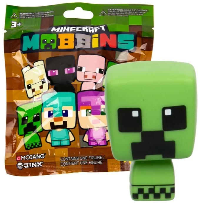 Figurka Minecraft - Mobbins (náhodný výběr) (PC)