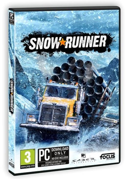 SnowRunner: A MudRunner Game (PC)