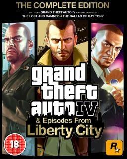 Grand Theft Auto 4 Complete Edition, GTA 4 CE (PC DIGITAL) (DIGITAL)