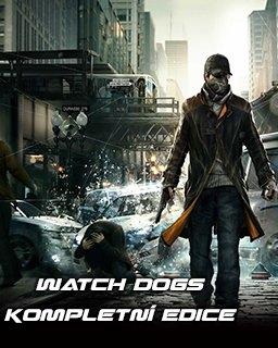 Watch Dogs Kompletní Edice (PC DIGITAL) +