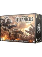 W40k: ADEPTUS TITANICUS: The Horus Heresy Starter Set