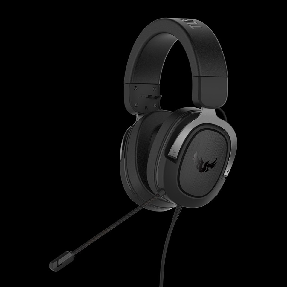 Herní headset ASUS TUF GAming H3 (Gun Metal) (PC)