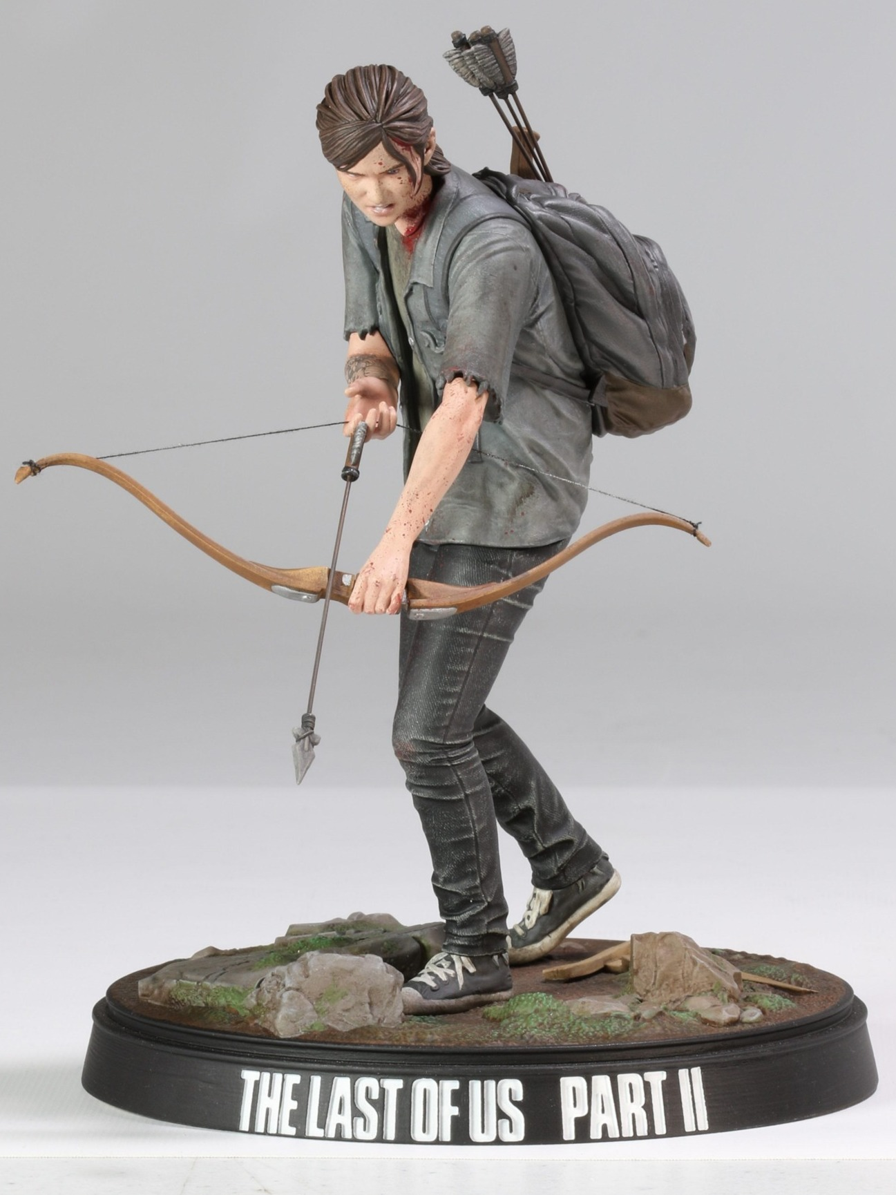 Figurka The Last of Us Part II - Ellie With Bow