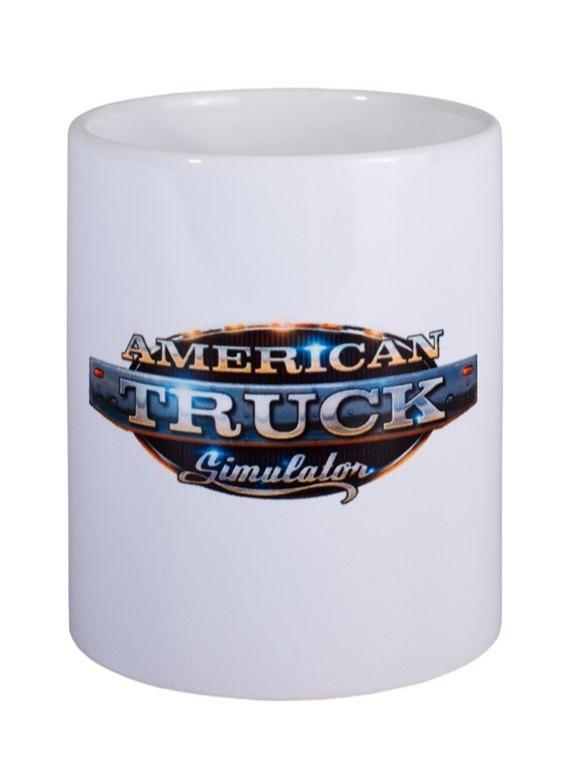 Hrnek American Truck Simulator - Logo (PC)