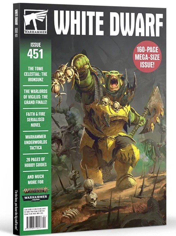 Časopis White Dwarf 2020/02 (Issue 451) (PC)