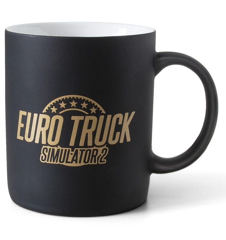 Hrnek Euro Truck Simulator - Logo Deluxe (PC)