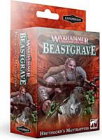 Desková hra Warhammer Underworlds: Beastgrave - Hrothgorn's Mantrappers (rozšíření)