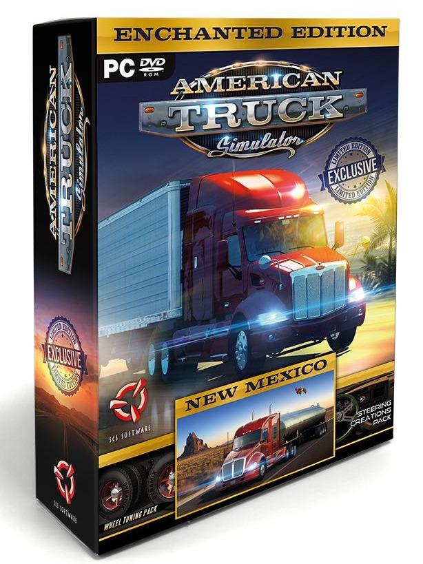 American Truck Simulator - Enchanted Edition (PC)