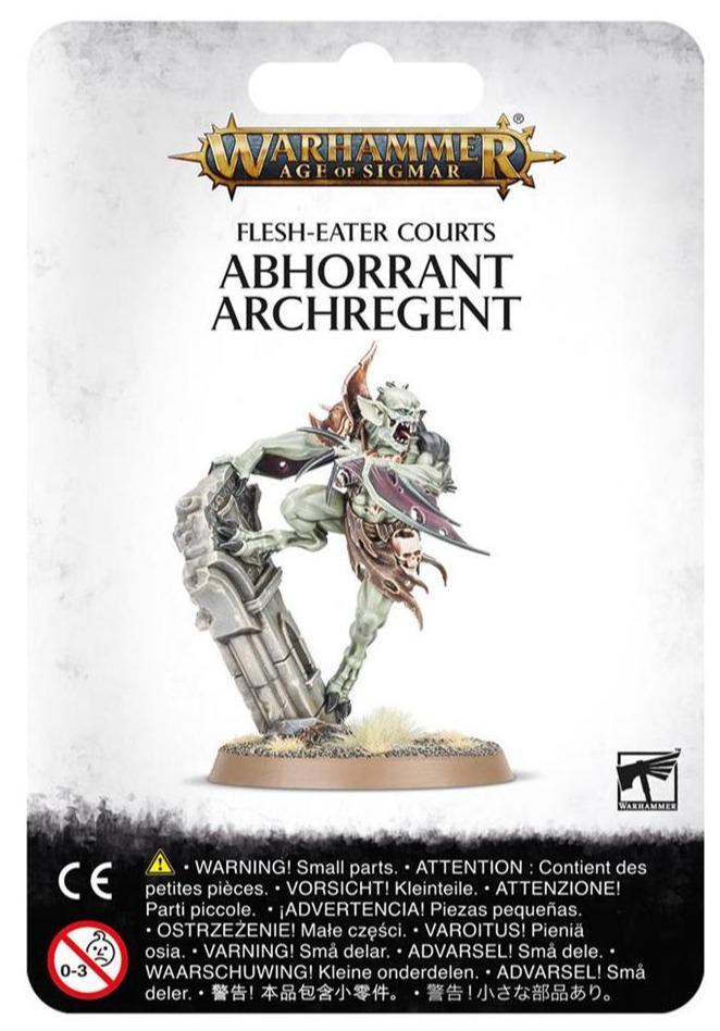 W-AOS: Flesh-Eater Courts - Abhorrand Archregent (PC)