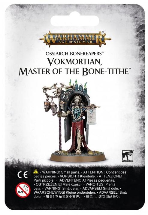 W-AOS: Ossiarch Bonereaper - Vokmortian Master of the Bone-Tithe (PC)