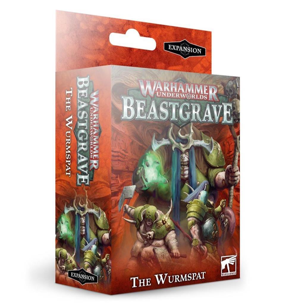 Desková hra Warhammer Underworlds: Beastgrave - The Wurmspat (rozšíření) (PC)